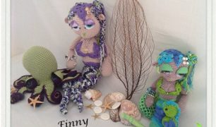 Finny the Mermaid